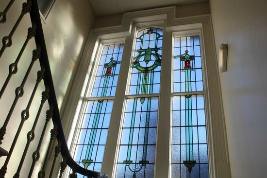 Edgerton Hotel: Stair View
