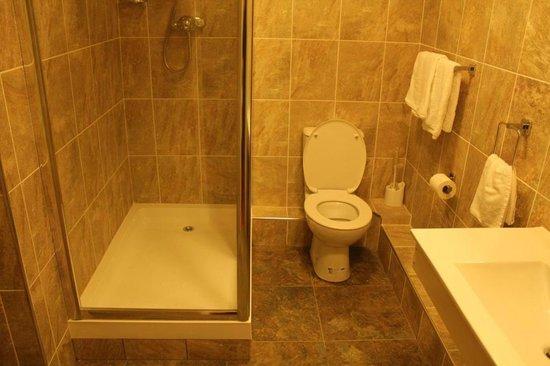 Edgerton Hotel : En Suite Bathroom