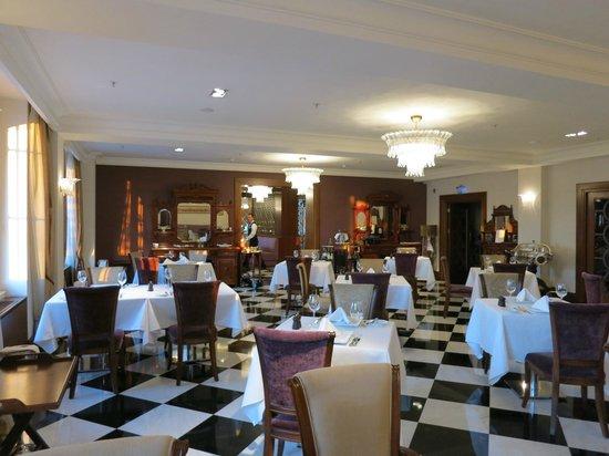 Pera Palace Hotel, Jumeirah: Agatha restaurant