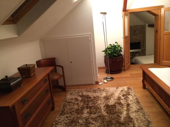 Domaine De Chateauvieux: chambre 2