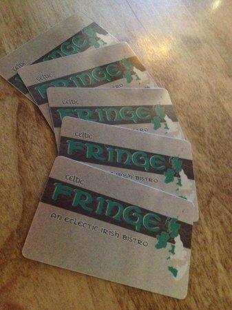 Celtic Fringe Restaurant Reidsville North Carolina