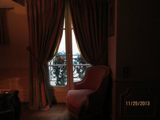 Hotel Luxembourg Parc : Beautiful rooms