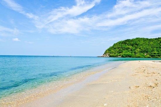 Mae Haad Beach, Koh Ma Island