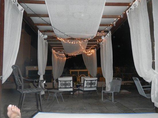 Villa Herencia : Patio