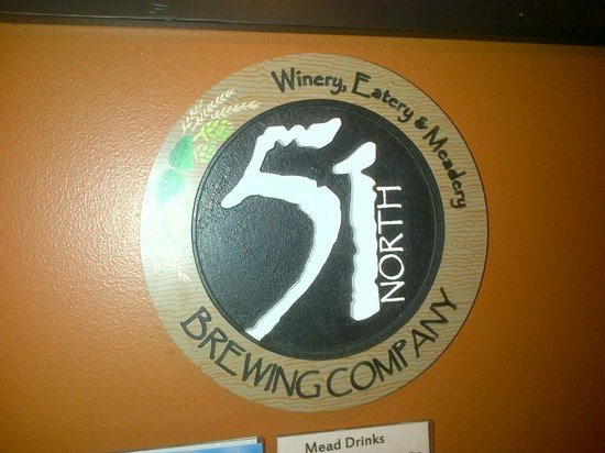 51 North Brewing : logo