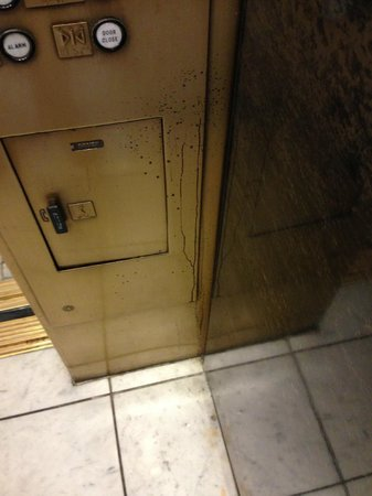 Embassy Suites by Hilton Austin - Downtown/Town Lake: Lift in need of refurb