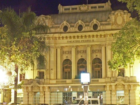 Pedro II  Theater: Theatro Pedro II