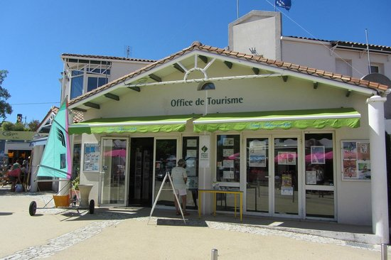 ‪Office of Tourism Saint-Palais-sur-Mer‬