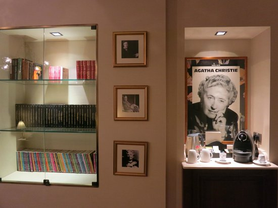 Pera Palace Hotel, Jumeirah: Agatha Christie room