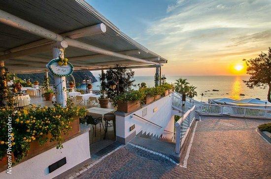 Sorriso Thermae Resort & Spa: Terrazza ristorante