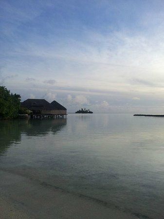 Rihiveli by Castaway Hotels & Escapes : View from the room