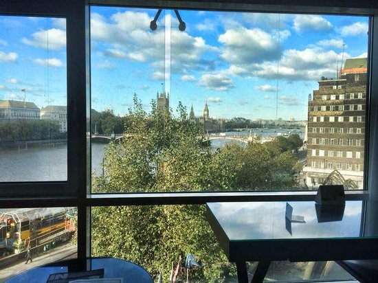 Park Plaza London Riverbank : Great view from room!!