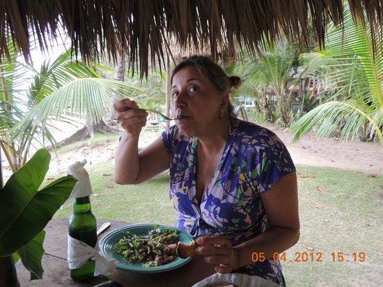 Natura Cabana Boutique Hotel & Spa: Bar da praia