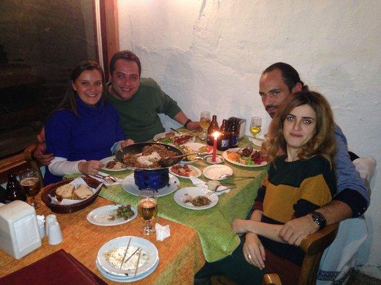 Sirincem Restaurant: Şirincem de mükemmel keyifli ve huzurlu akşam yemeği