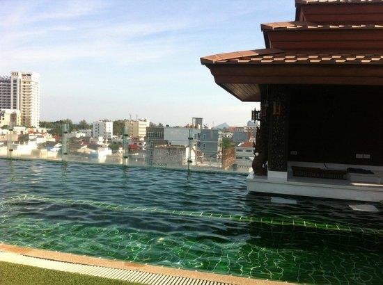 Chalelarn Hotel Hua Hin: superbe piscine