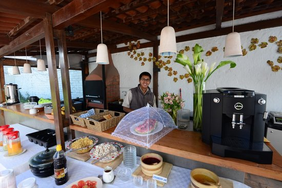 Hostal Solar : friendly staff good bfast