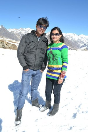 Sarthak Resorts: ROHTANG