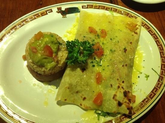 TJ's Mexican Bar & Restaurant: always good