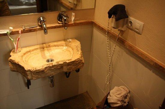 Casa de Federico: salle de bain