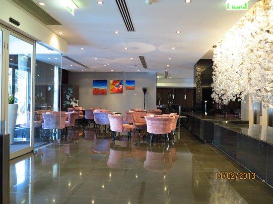 Eurostars Das Letras: Hotel