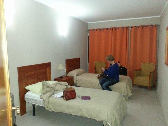 Aparthotel Lanzarote Paradise : Twin room