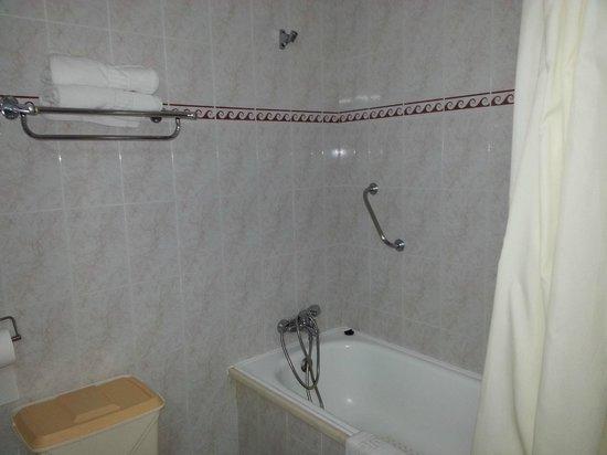 Aparthotel Lanzarote Paradise : Bathroom