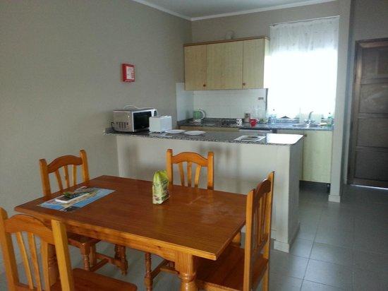 Aparthotel Lanzarote Paradise : Kitchenette