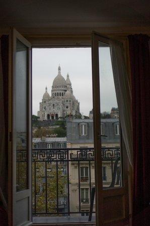 Avenir Hotel : vista camera panoramica