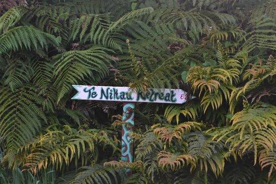 Te Nikau Retreat: directions