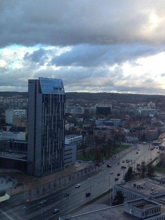 Skybar: city