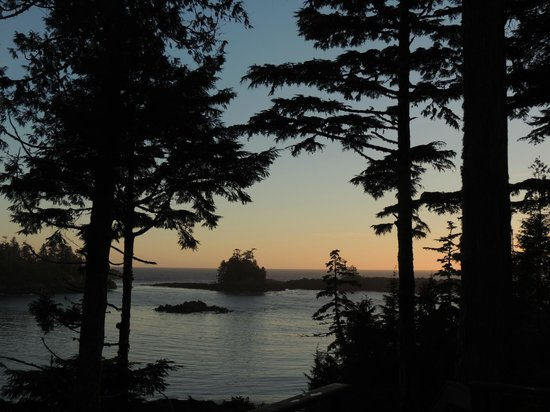 A Snug Harbour Inn : the view from A Snug