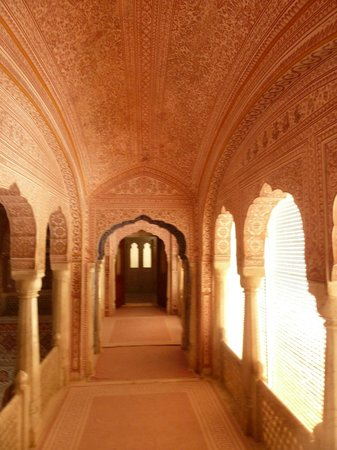 Samode Palace : Внутри отеля