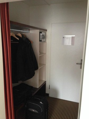 BEST WESTERN Hotel Nürnberg City West: Storage