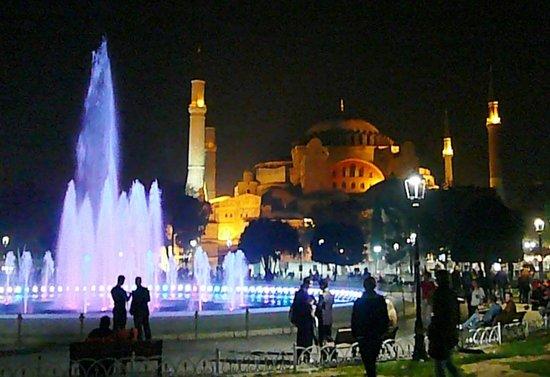 TSC Travel: Istanbul at night