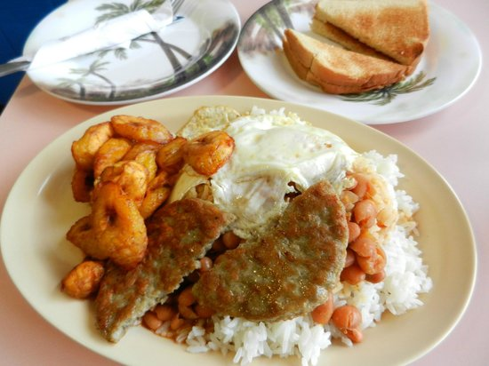 Puerto Rican Breakfast Picture Of Los Gemelos Norwalk Tripadvisor