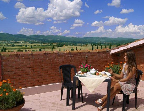 Hotel Castello: Terrazzo junior suite
