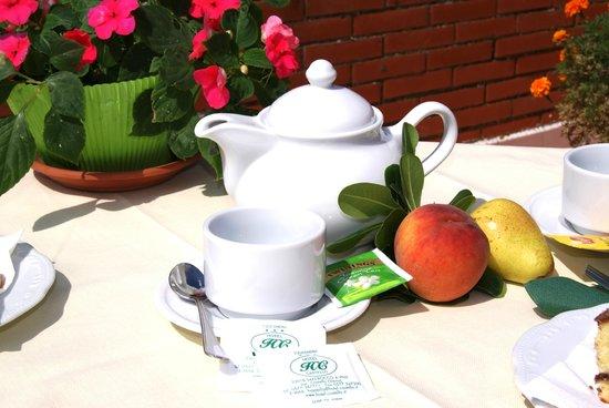 Hotel Castello: Tea time