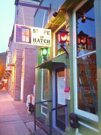 Slope & Hatch : Located on 7th St. Downtown!
