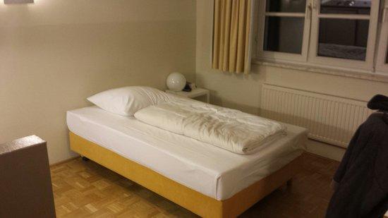 Gasteresidenz PelikanViertel : Zimmer