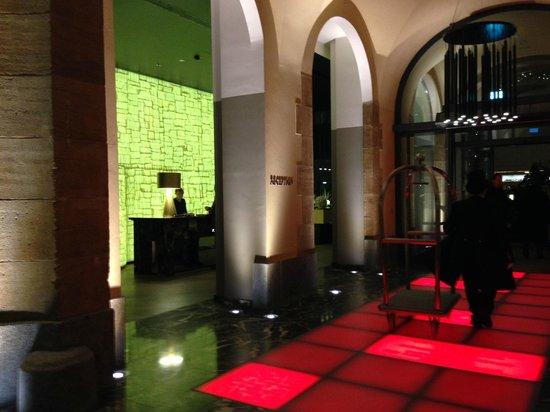 Steigenberger Grandhotel Handelshof: Reception