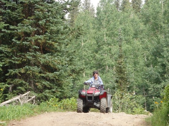 Grand Junction, CO: ATVing Grand Mesa