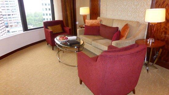Shangri-La Hotel Kuala Lumpur: Sitting area