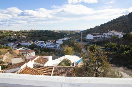Casas Rurales Santos : Vistas desde la terraza