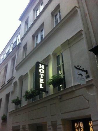 Hotel Le Clos Notre Dame : Außenansicht Hotel