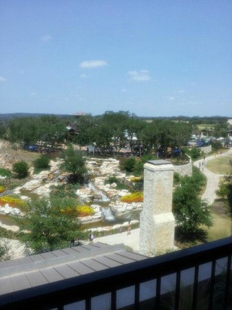 JW Marriott San Antonio Hill Country Resort & Spa : view