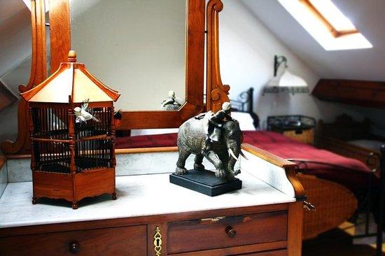 Chez Marie a Bruxelles: Duplex Indian Safari