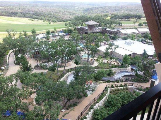 JW Marriott San Antonio Hill Country Resort & Spa : water park
