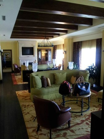 JW Marriott San Antonio Hill Country Resort & Spa : living