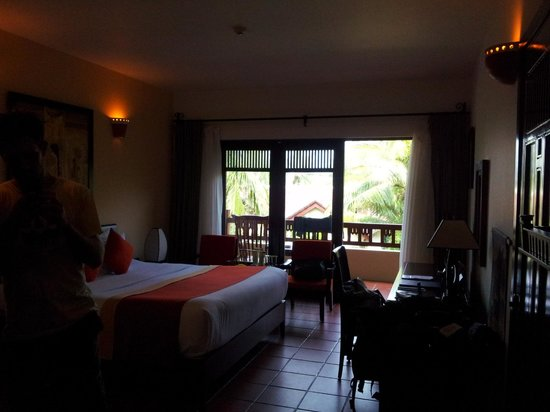 Palm Garden Beach Resort & Spa: Room
