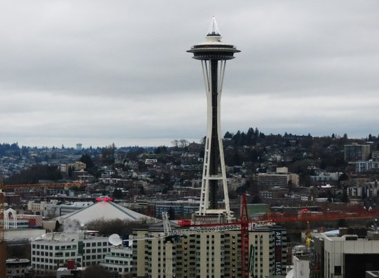The Westin Seattle: View from the room